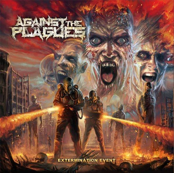 Against The Plages - Extermination Event EP (2015)