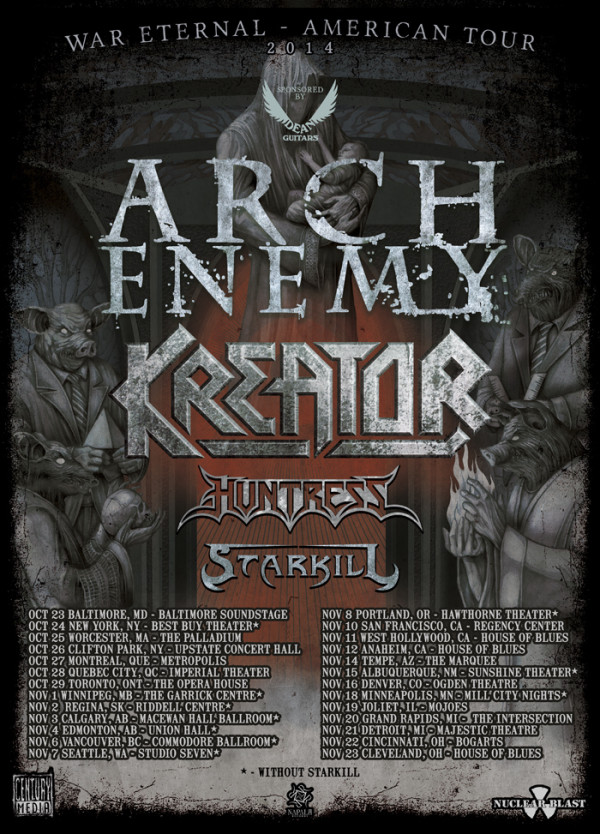 Arch-Enemy-North-American-tour-2014