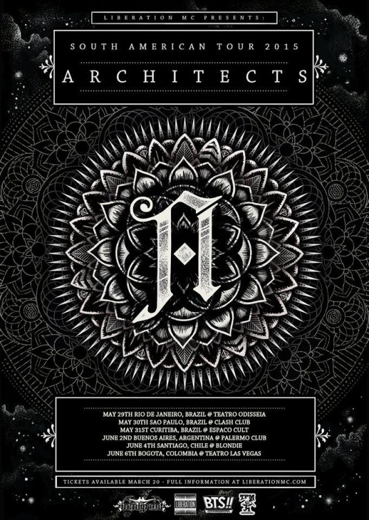 Architects en Colombia 2015
