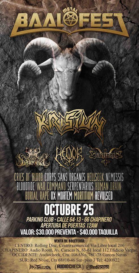 Baal Metl Fest 2014