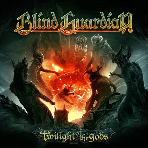 Blind Guardian - Twilight of the Gods Single 2014