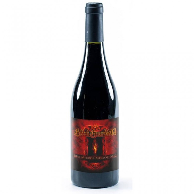 Blind Guardian Vino Botella