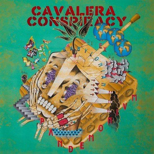 Cavalera Conspiracy - Pandemonium (2014)