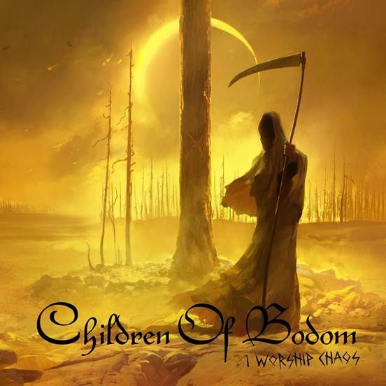 Children Of Bodom - I Worship Chaos (2015)
