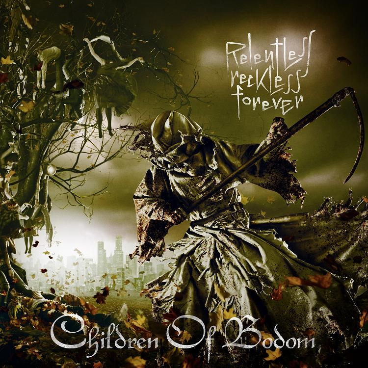 CHILDREN OF BODOM – Relentless Reckless Forever (2011)