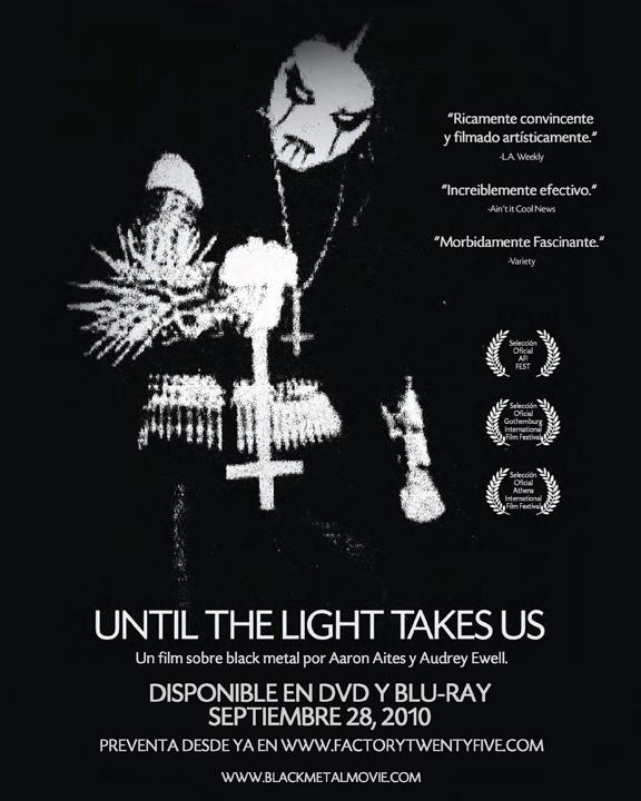DVDflyspanishweb - Documental de Black Metal será lanzado en DVD