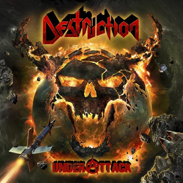 Destruction - Under Attack (2016)