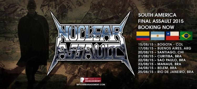Final Assault 2015 - Nuclear Assault