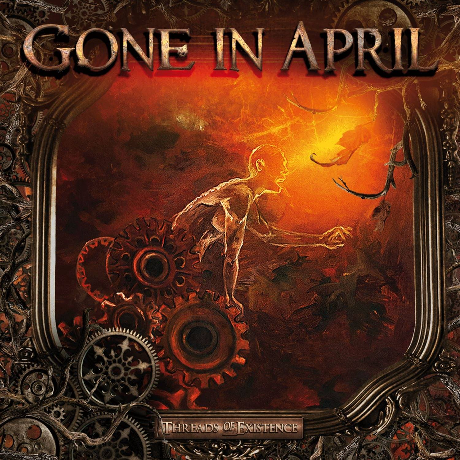"Gone In Abril Threads Of Existence - ""As Hope Welcomes Death"" nuevo vídeo de GONE IN APRIL"