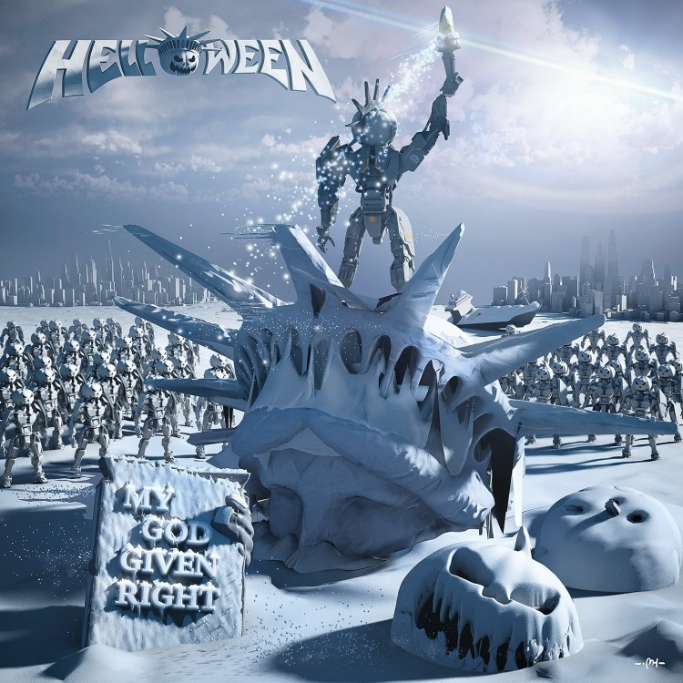 Helloween - My God-Given Right (2015)