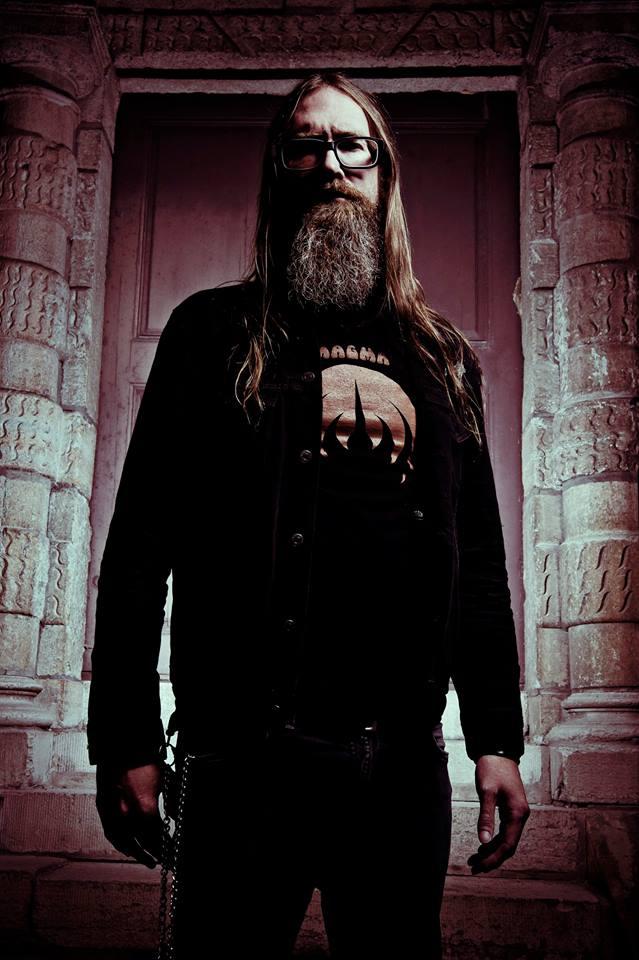 Jonas Stålhammar - AT THE GATES presenta su nuevo guitarrista y detalles de próximo álbum