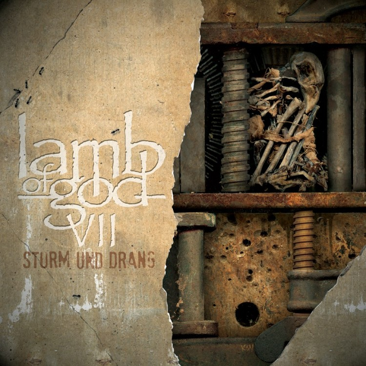 Lamb Of God - VII Sturm Und Drang (2015)