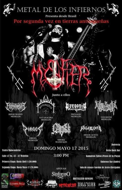 Mystifier Medellin 2015