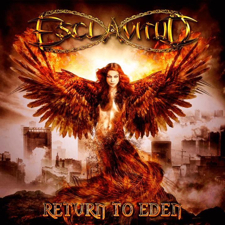 ESCLAVITUD – «Return to Eden» – Nuevo CD disponible
