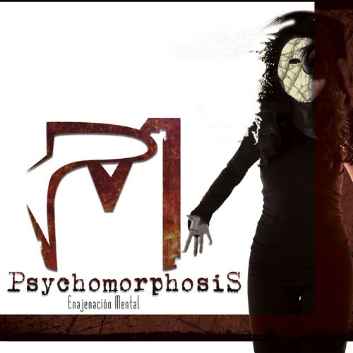"Psychomorphosis Enajenación Mental - PSYCHOMORPHOSIS presenta su nuevo EP ""Enajenación Mental"""
