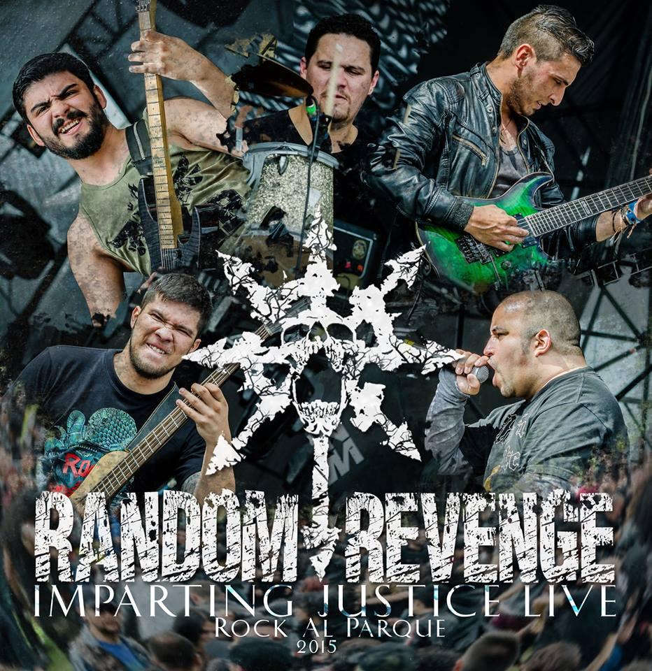 Random Revenge - Imparting Justice Live
