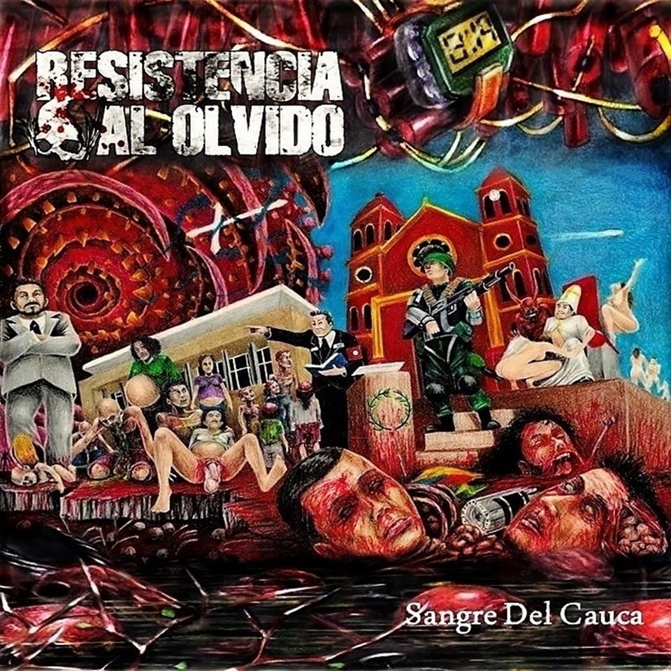 Resistencia al Olvido - Sangre del Cauca