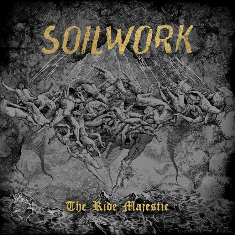 Soilwork - The Ride Majestic (2015)