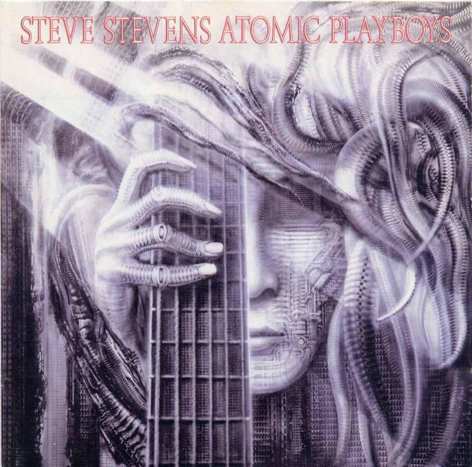 Steve Stevens - Atominc Playboys