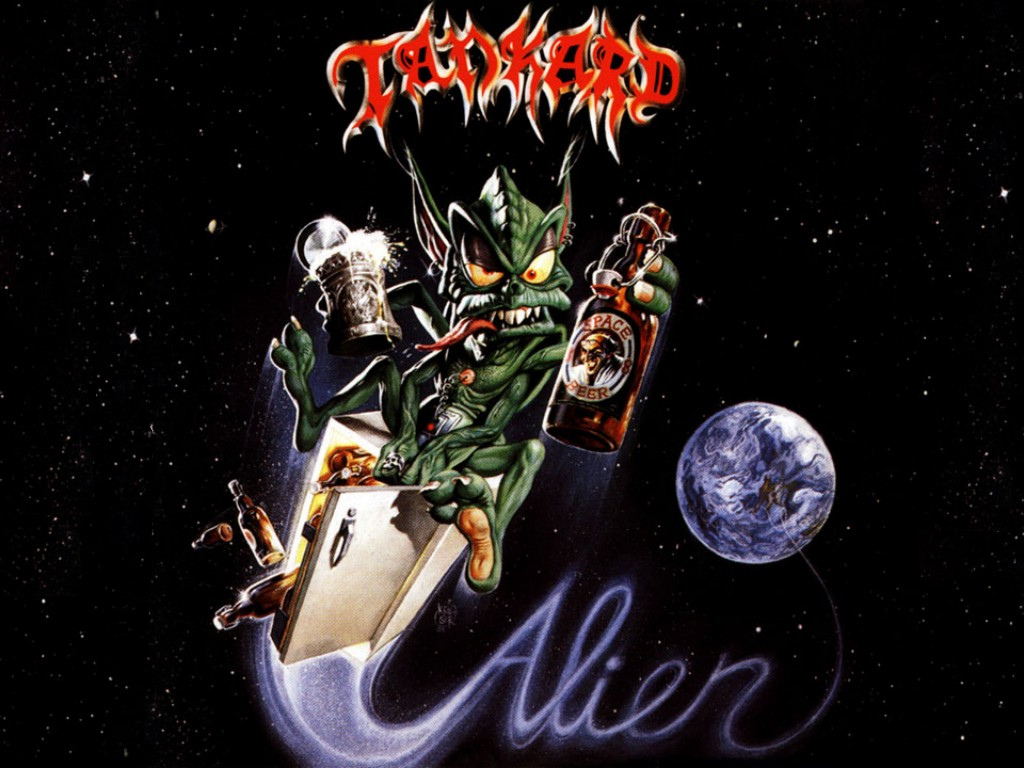 alien - Thrash, Alcohol y Mucha Diversión este 12 de Diciembre