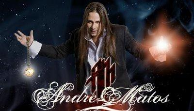 """andre matos logo - ANDRE MATOS """"Mentalize"""" Nuevo disco ."""