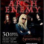 ARCH ENEMY en Colombia