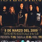 Confirmado AS I LAY DYING en Colombia