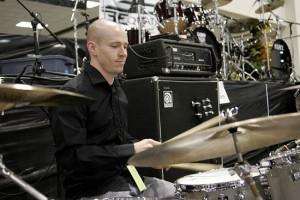 Entrevista con CHRIS PENNIE, baterista de COHEED AND CAMBRIA