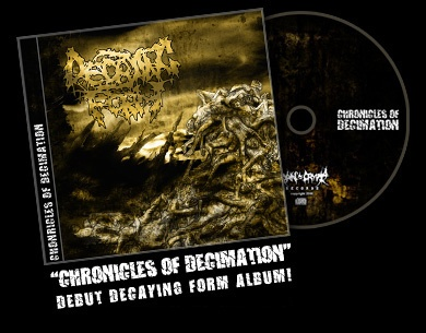 Decaying Form – Chronicles of Decimation