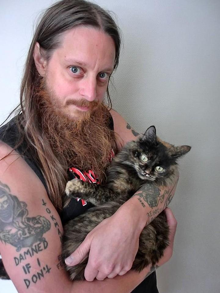 Fenriz, baterista de DARKTHRONE elegido concejal municipal en Noruega.