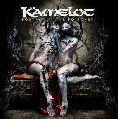 "kamelotpoetrycd - KAMELOT ""Poetry For The Poisoned"" Nuevo álbum."