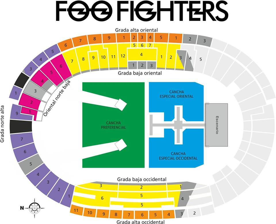 localidades-foo-fighters-colombia
