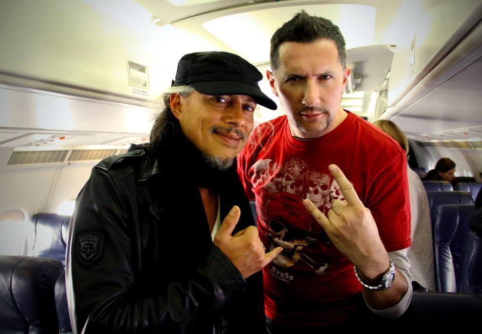 Metallica en la Antártica - ® Ivan Vega