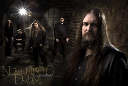 nd promo - NOVEMBERS DOOM nuevo disco en Junio