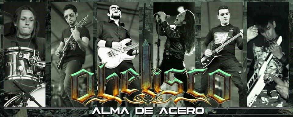 obelisco - ASKARIZ EN BOGOTÁ - Renacer Tour 2017.