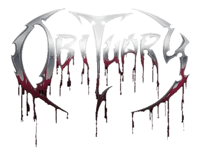 obituary logo - Confirmados ANTHRAX, EXODUS y OBITUARY para la primera edición del BOGOTÁ FEST