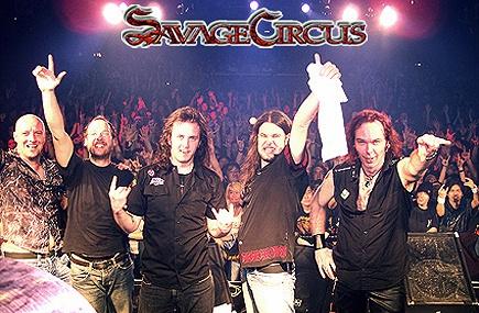 "savage circus - SAVAGE CIRCUS ""Of Doom and Death"" Nuevo disco ."
