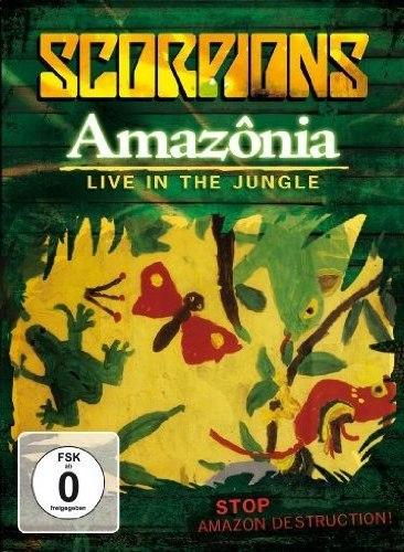 scorpions-amazonia