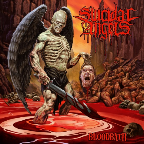 Suicidal Angels – Bloodbath (2012)