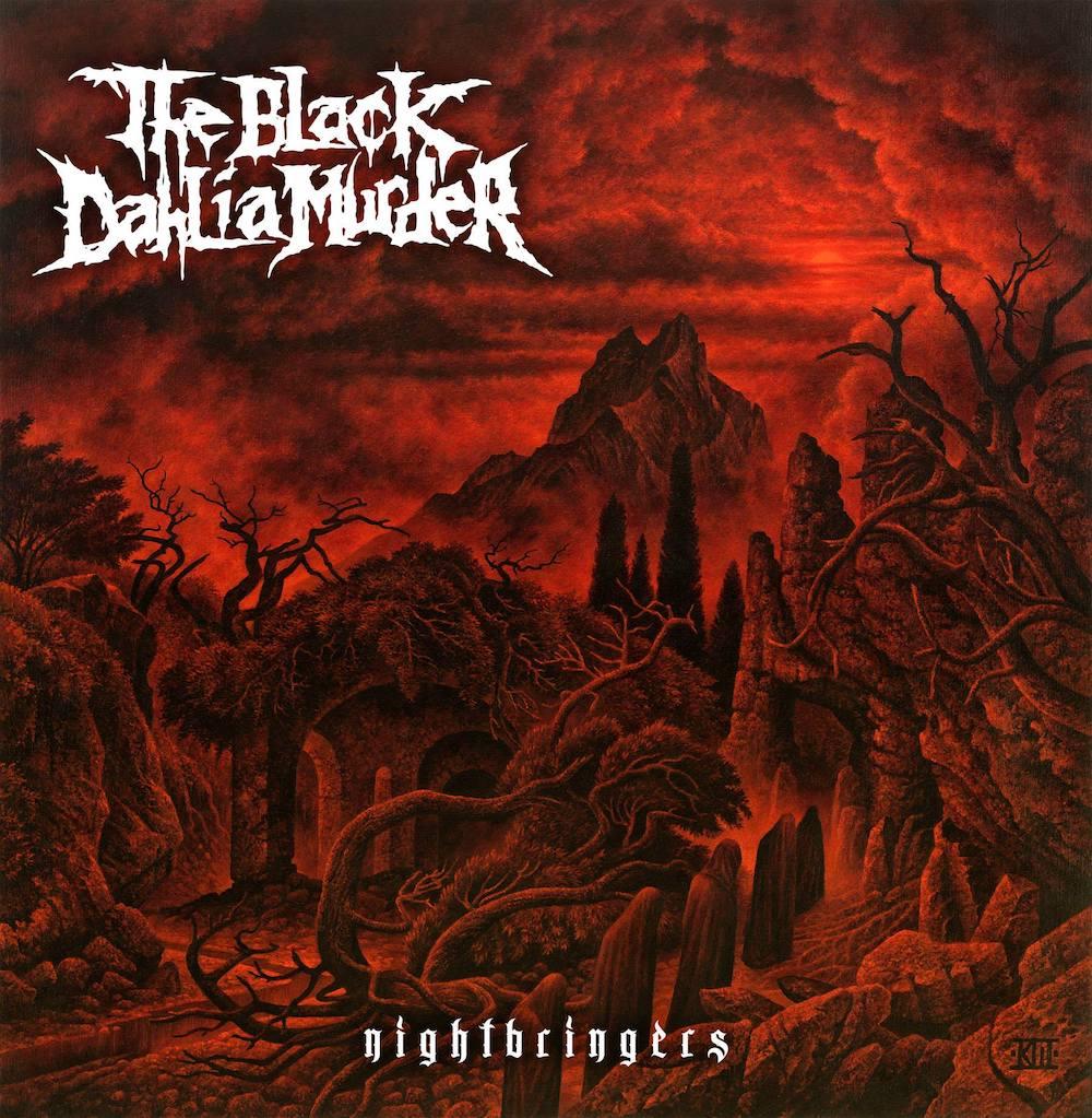 THE BLACK DAHLIA MURDER estrena vídeo para su sencillo «Nightbringers»