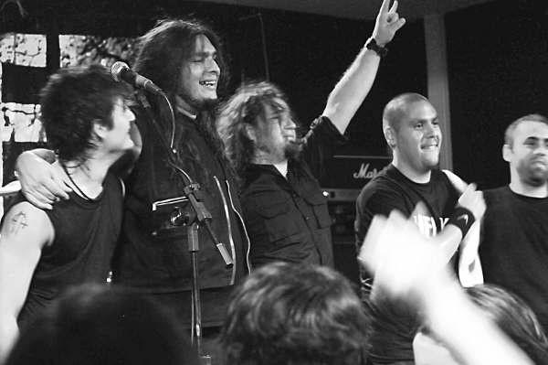vivo - Entrevista a HELKER, banda Heavy/Power Metal Argentina.