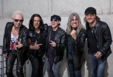 Photo of MIKKEY DEE es miembro oficial de SCORPIONS