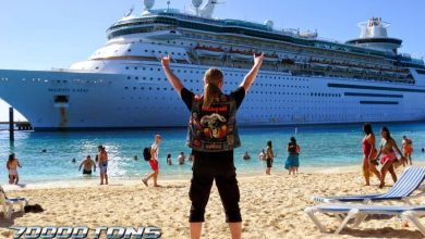 Photo of 70000 TONS OF METAL – DIA 2