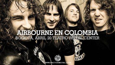 Airbourne En Colombia 390x220 - AIRBOURNE en Colombia - Bogotá Abril 20, Teatro Royal Center