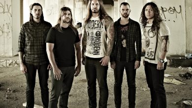 "As I Lay Dying 1 390x220 - ""Shaped By Fire"" el nuevo vídeo de AS I LAY DYING"