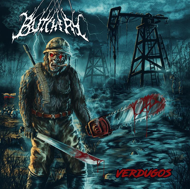 """Butchery Verdugos 2020 - Detalles de """"Verdugos"""" lo nuevo de BUTCHERY"""
