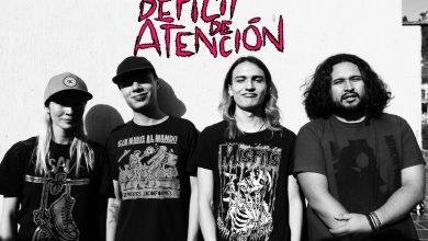 Deficit de Atencion 1 390x220 - Déficit de Atención, amigos haciendo punk rock con coraje y corazón