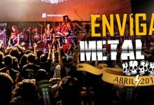 Photo of Cartel Oficial ENVIGADO METAL FEST 2