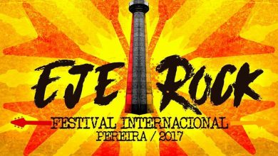 Photo of Cartel completo FESTIVAL INTERNACIONAL EJE ROCK 2017