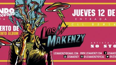 Photo of LOS MAKENZY lanzan álbum homónimo